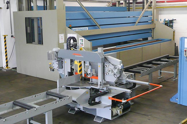 MEBA Sawing machines